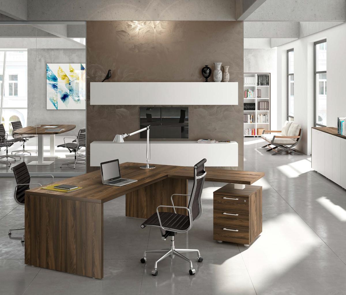 Mobili per ufficio arredo in stile napoli for Design ufficio napoli